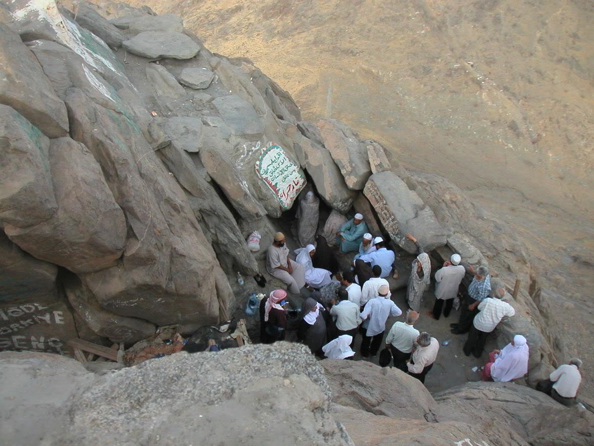 SMATA Sejarah Islam: SEJAK KEBANGKITAN HINGGA HIJRAH KE ...