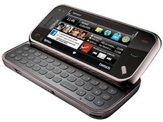 Smartphone Nokia 3G