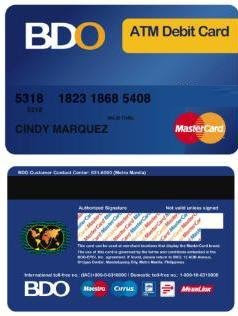 how to verify your paypal using bdo atm debit card - Virtual Visa Card Load With Paypal
