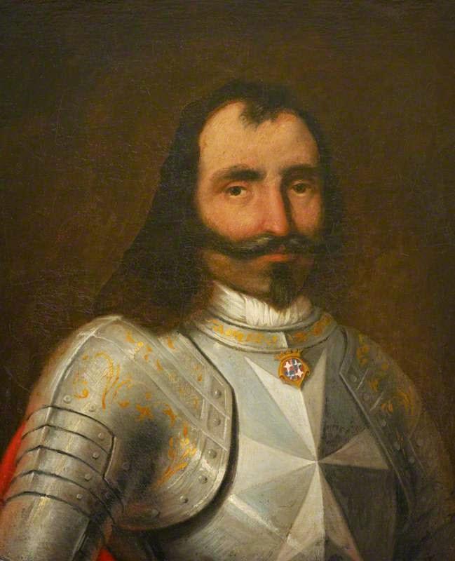 Martin de Redin y Cruzat - Gran Maestre Malta