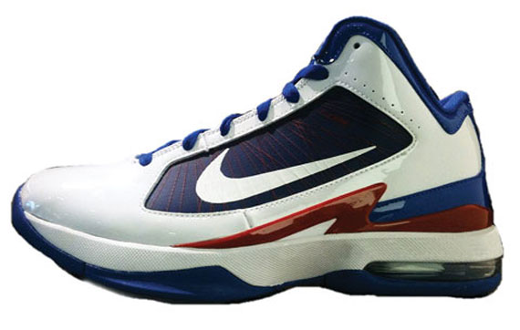 Nike Air Max Hyperfly Supreme Basketball Shoes 409646 002   NIKE