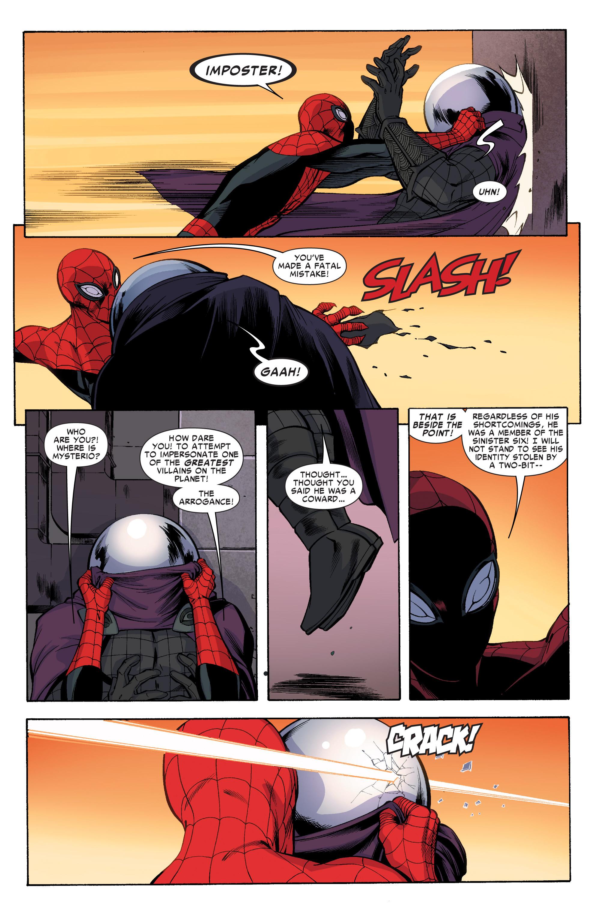 Avenging Spider-Man #23 #25 - English 9