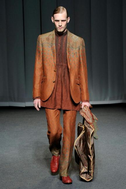 Etro Spring-Summer 2013 Menswear Photo 7