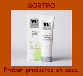 Sorteo Mascarilla Vr6 Definitive Hair