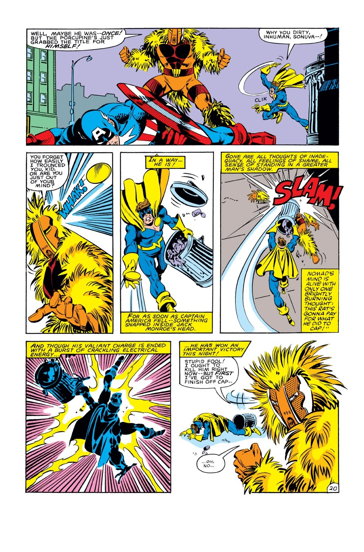 Captain America (1968) Issue #285 #201 - English 21