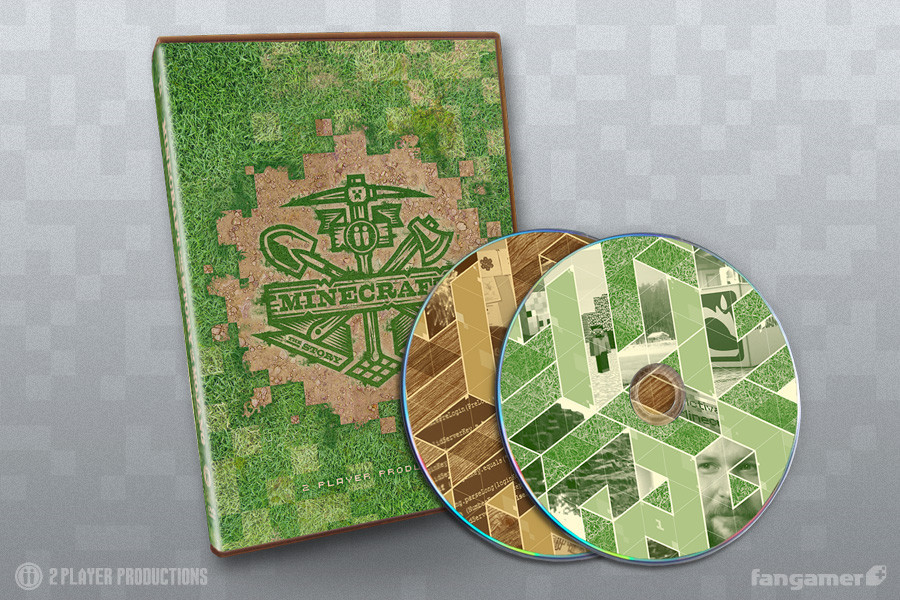 Minecraft: The Story of Mojang DVD