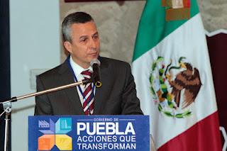 Puebla fue sede de la Conferencia Nacional de Procuración de Justicia, Zona Centro.