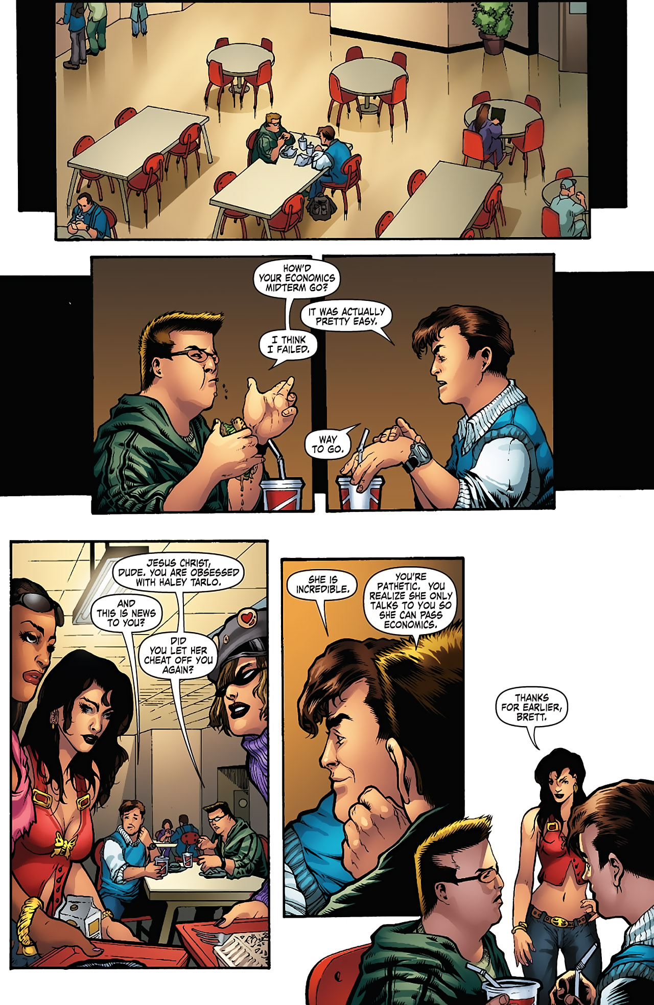 Grimm Fairy Tales (2005) Issue #5 #8 - English 3