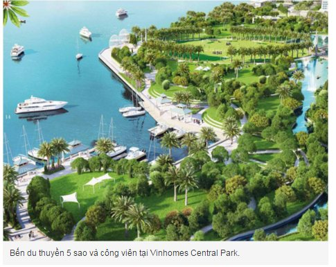 VPBank hỗ trợ lãi suất vay mua căn hộ Vinhomes Central Park