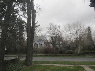gloomy, rainy weather