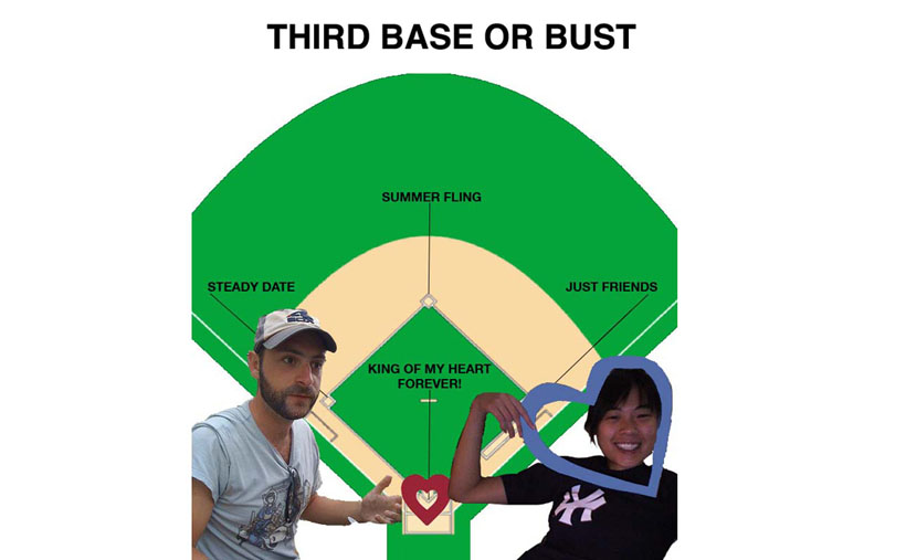 THIRD BASE OR BUST
