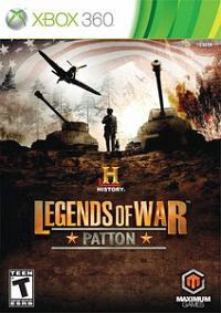 History Legends Of War Patton NTSC XBOX360-iMARS
