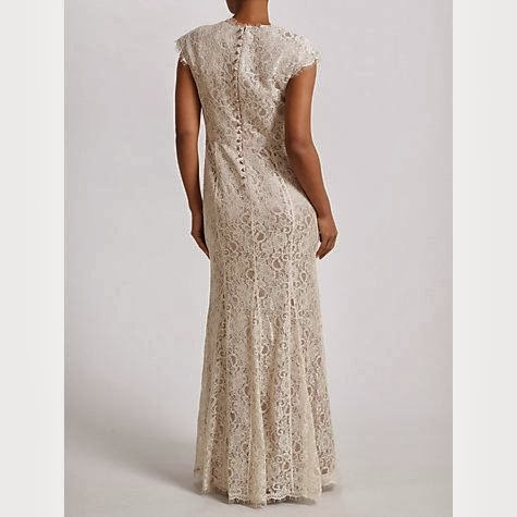 Perla Affordable Lace Wedding Dress - John Lewis