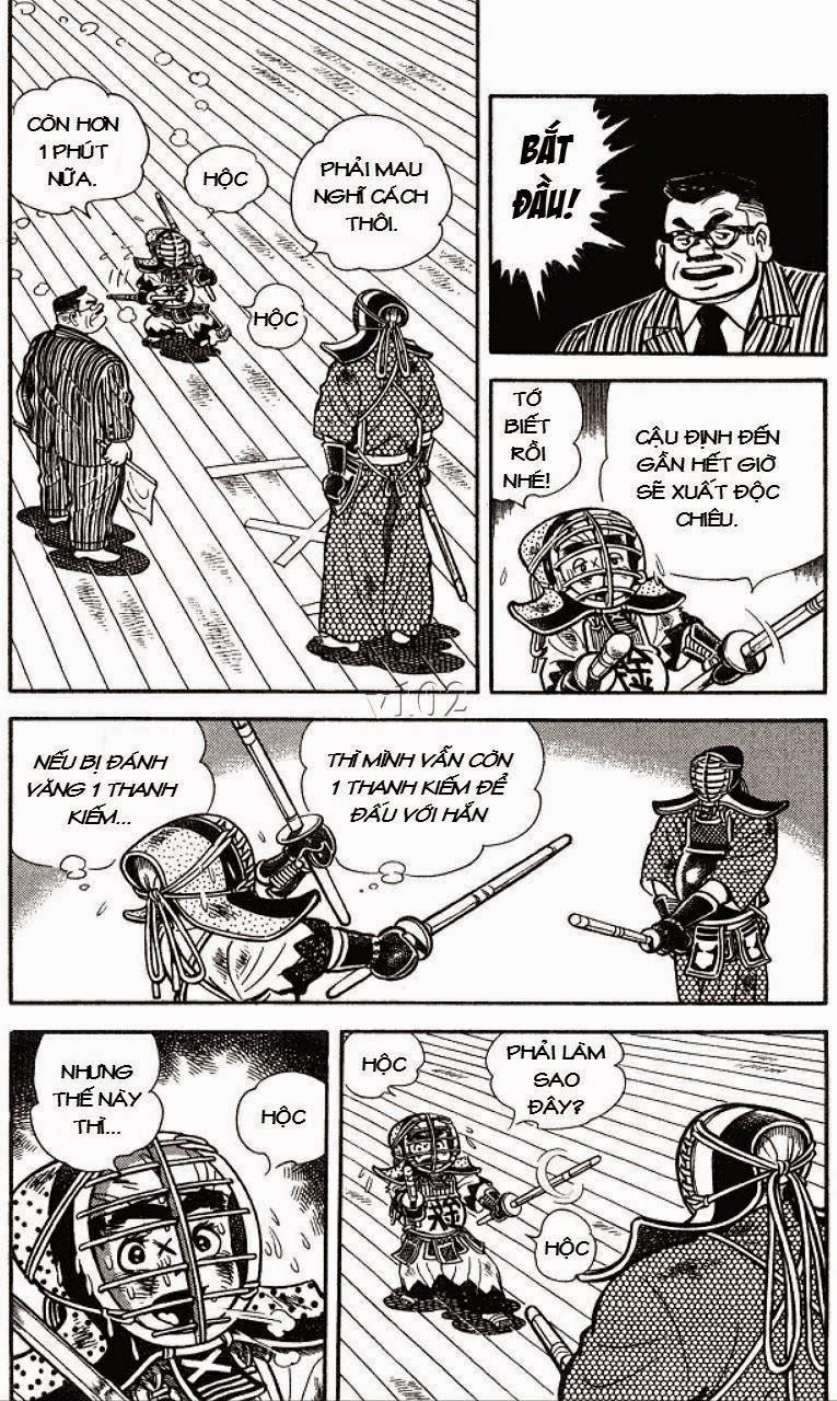 Siêu quậy Teppi chap 129 - Trang 31
