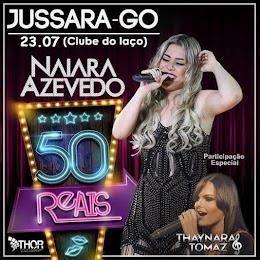 NAIARA AZEVEDO - 23 DE JULHO