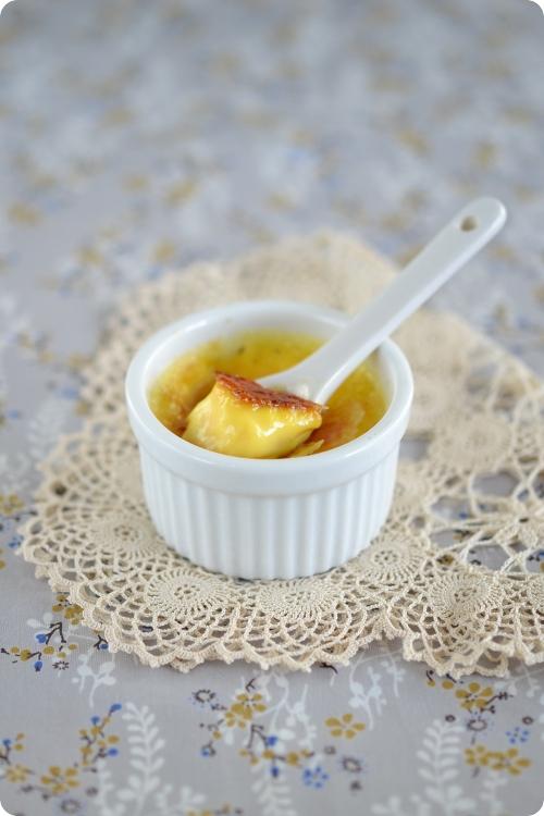 mushitza: Ginger Crème Brulée