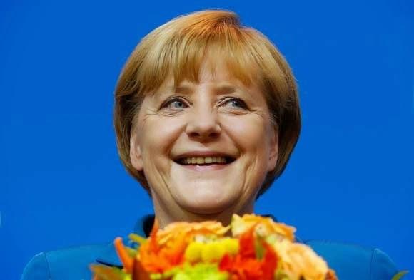 Angela Merkel roza la mayoria absoluta en las generales alemanas. Un mal día para Europa.