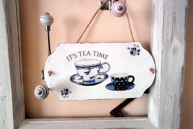Na herbatkę czas:)