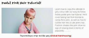 Pastel Pink Hair Tutorial!