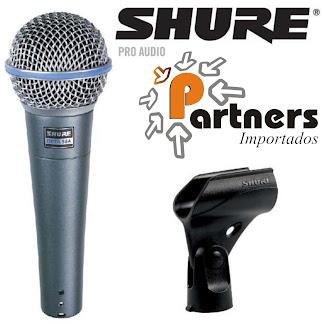 Microfone Shure Beta 58A - à venda Original!!!!!