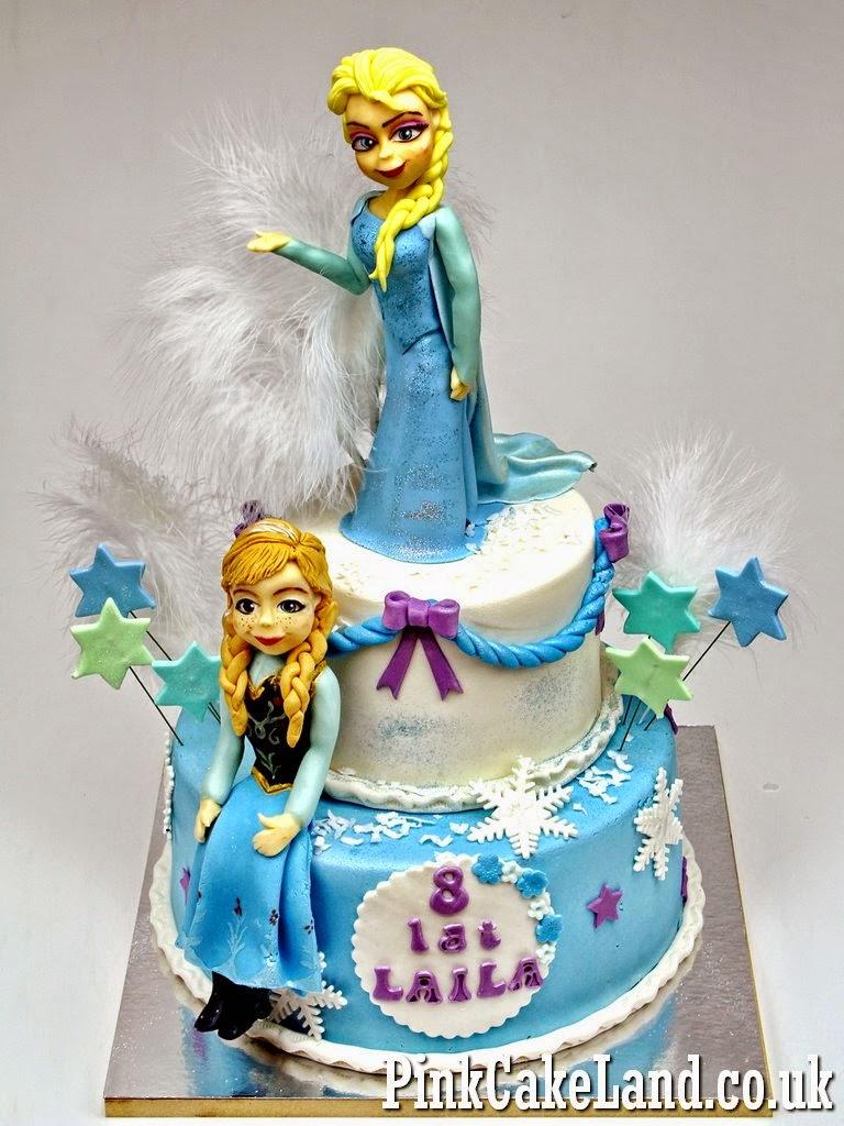 Frozen Birthday Cake, Chelsea