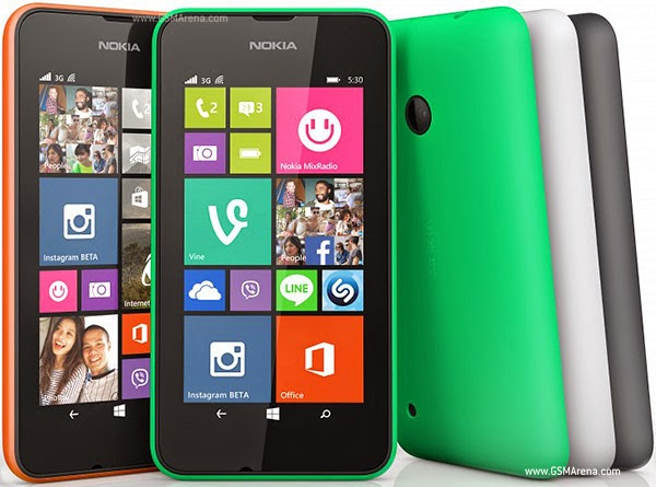 Nokia Lumia 530 Dual SIM Revew,Specs and Price in Pakistan