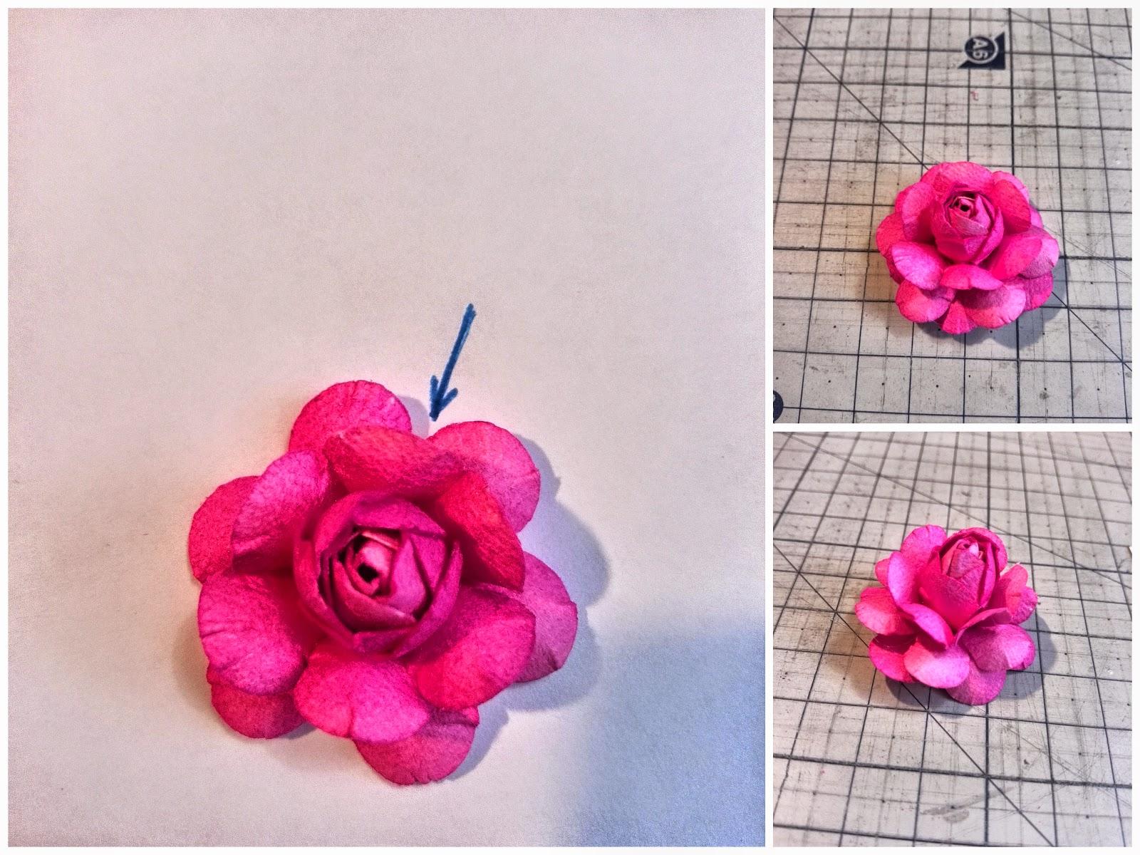Как сделать красивую и оригинальную розу из органзы своими 1