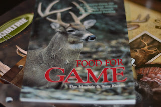 Food For Game By Dan Moultrie