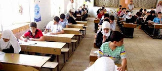 result certificate of First sixth primary Minya governorate second