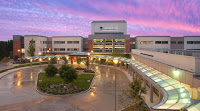 Los Robles Hospital at Sunrise