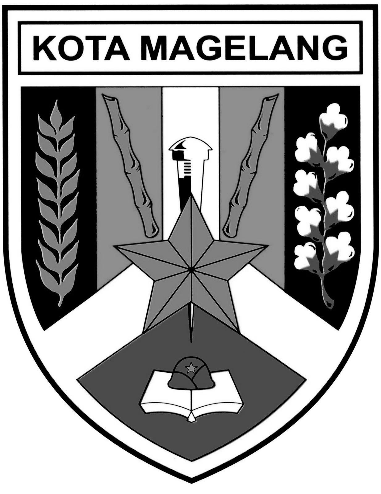 1001 Wallpaper Logo Kota Magelang Lambang Kota Magelang
