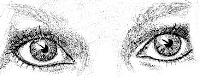 Eye sketches.