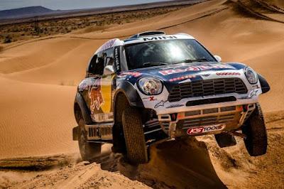 Η MINI ανακοίνωσε τα πληρώματα των ομάδων MINI ALL4 Racing για το 2016 Dakar Rally