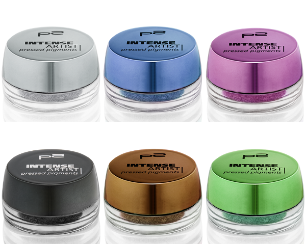 p2 intense artist pressed pigments