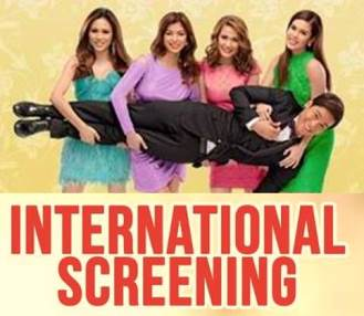 Four Sisters and A Wedding International Screening Schedule Dates and