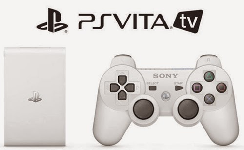 PS Vita TV konsol game paling baru SONY