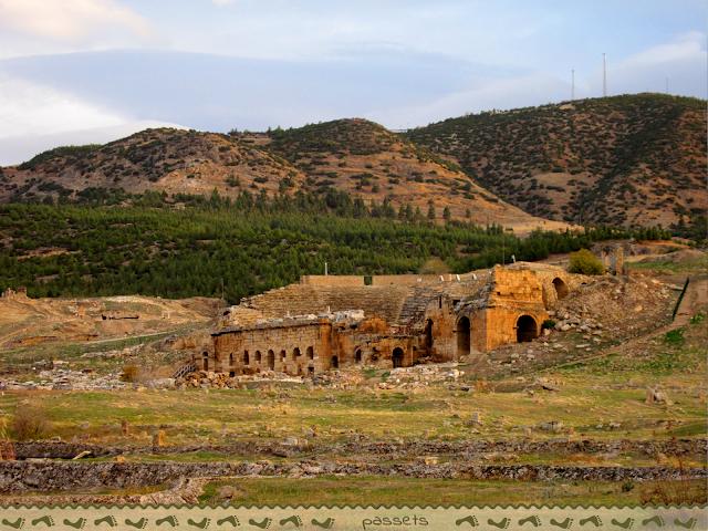 Teatro Romano Hierápolis