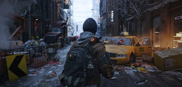Tom Clancys The Division Delayed to 2015