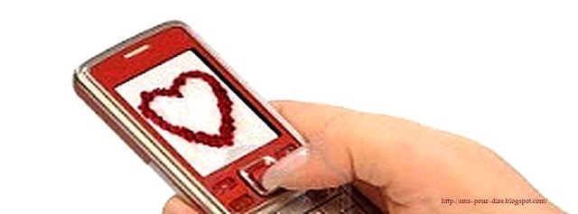 poemes sms d'amour