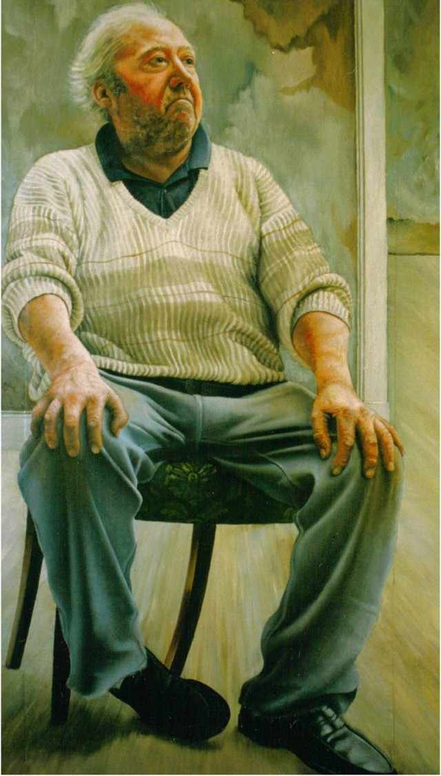 Ню, натюрморты и портреты. Lee Stewart