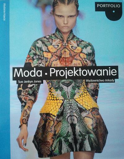 Moda i projektowanie w wydaniu książkowym