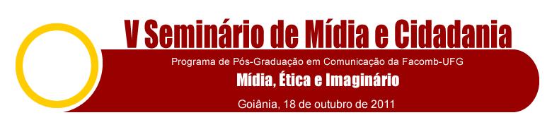 Seminário Mídia e Cidadania