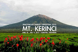 Mt. Kerinci Expedition