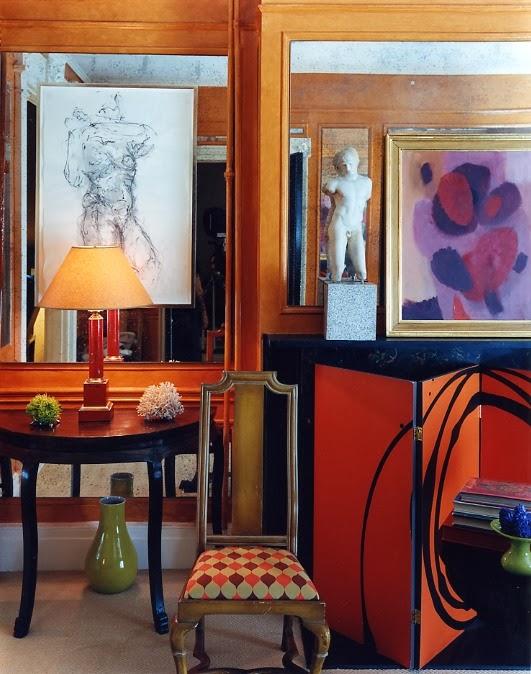 Avant garde by antonio musolino miles redd glam interior for Riviste interior design