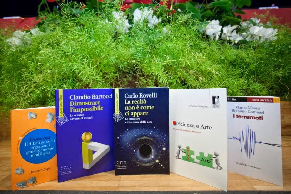 5 libri finalisti del Premio Galileo 2015