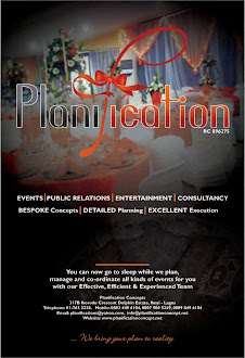 PLANIFICATION....your Events our Expertise