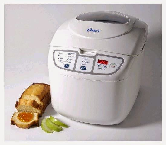 OSTER 5838 EXPRESSBAKE BREADMAKER MANUAL