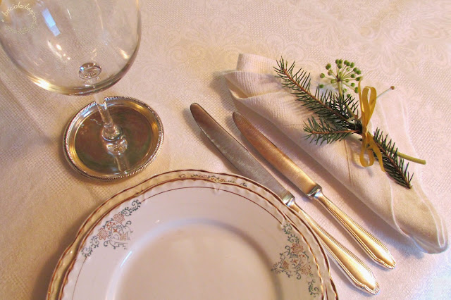 la mia tavola delle feste