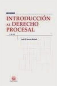 Manuales de Derecho: Introducción al Derecho Procesal.