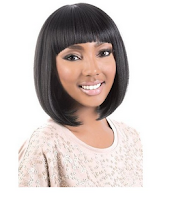 Motown Synthetic Wig Y. Alex